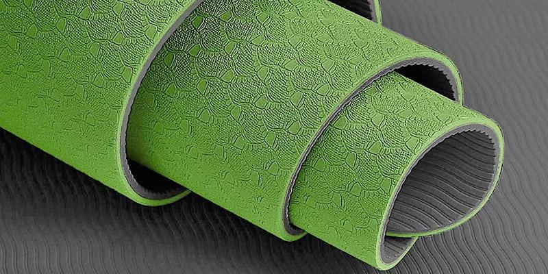 Marco Arezio - Consulente materie plastiche - Elasticità del tappetino in TPE
