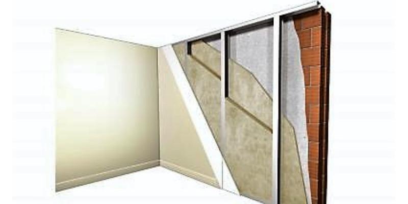 Marco Arezio - Consulente materie plastiche - Isolamento verticale con pannelli in lana di vetro riciclato