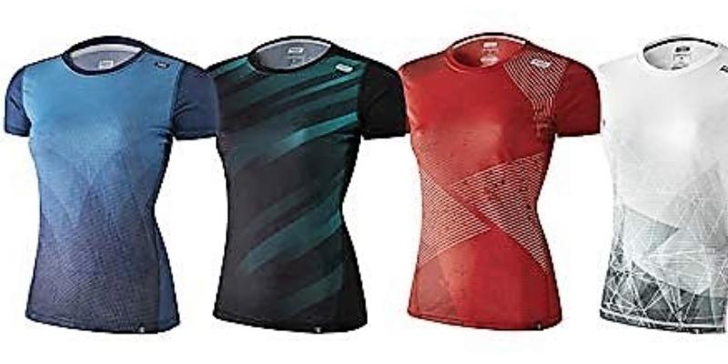 Marco Arezio - Consulente materie plastiche - Colori maglietta donna per running