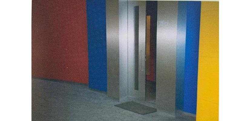 Marco Arezio - Consulente materie plastiche - Pavimentazioni per ingressi edifici