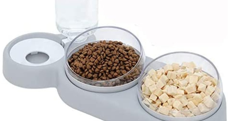 Marco Arezio - Consulente materie plastiche -  Ciotola per cibo e acqua del gatto 2