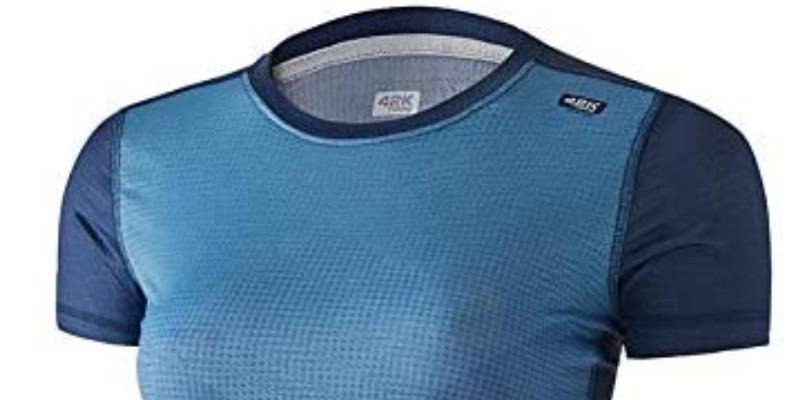 Marco Arezio - Consulente materie plastiche - Maglietta da donna in rPET riciclato