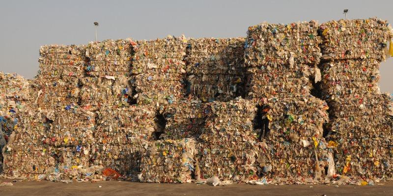 Marco Arezio - Consulente materie plastiche - Recycled Plastic Bales
