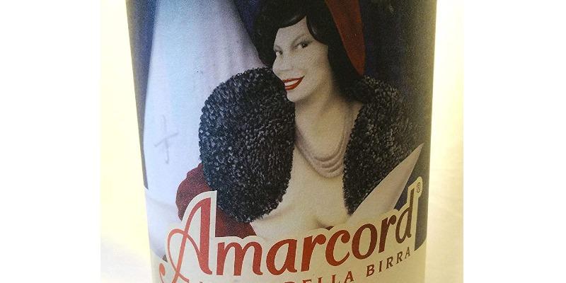 Marco Arezio - Consulente materie plastiche -  Lampada in una bottiglia riciclata di birra da 2 litri etichetta