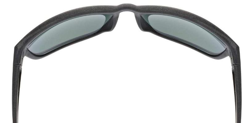 Marco Arezio - Consulente materie plastiche - Occhiali da sole riciclati vista dall'alto