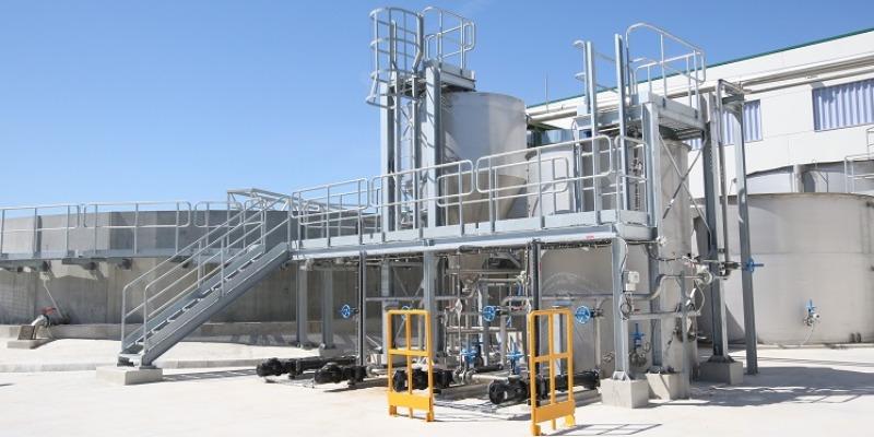 Marco Arezio - Consulente materie plastiche -  Consulenza sugli impianti di depurazione delle acque