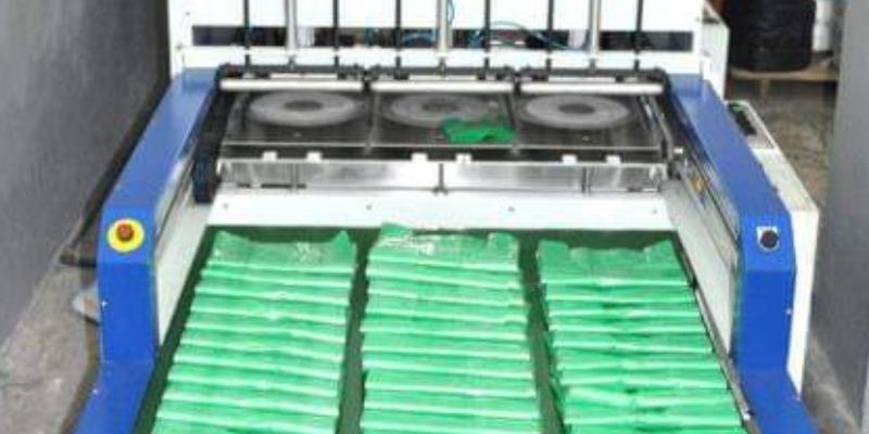 Marco Arezio - Consulente materie plastiche - Production of PE bags