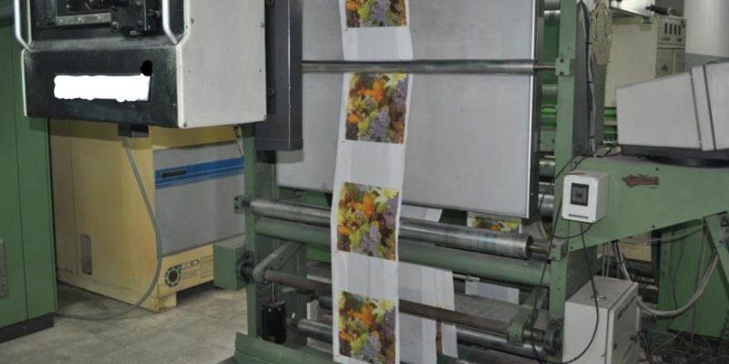 Marco Arezio - Consulente materie plastiche - Production of printed PE film