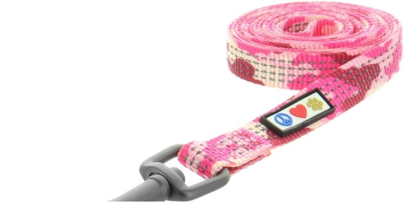 Marco Arezio - Consulente materie plastiche - Guinzaglio riciclato mix rosa
