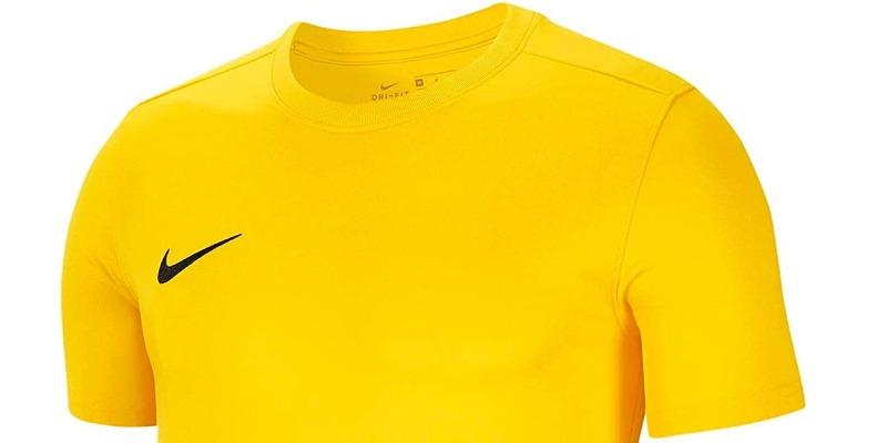 Marco Arezio - Consulente materie plastiche - Maglietta in PA riciclato gialla