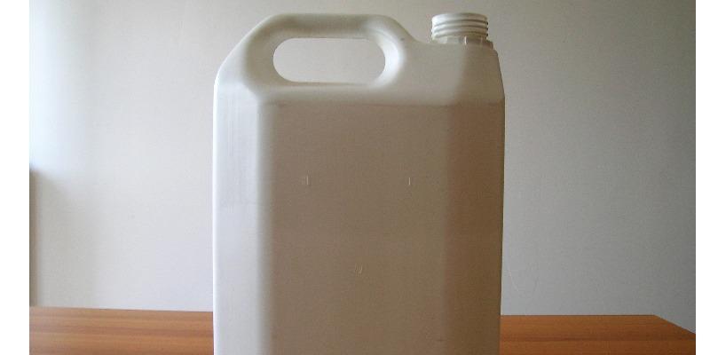 Marco Arezio - Consulente materie plastiche - Tanica 5 litri